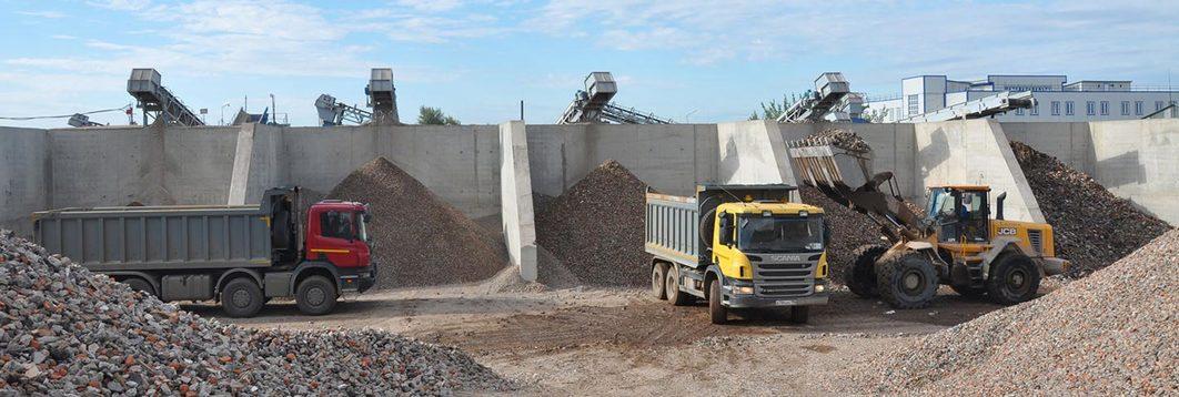 Переработка бетона в щебень дробильно-сортировочный запчасти ксд-1200